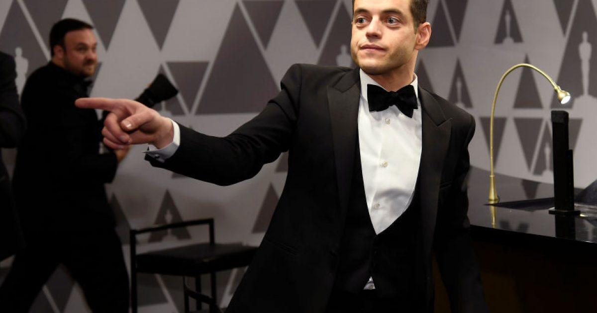 Rami Malek mund ta luajë rolin negativ në filmin e ardhshëm për James Bondin