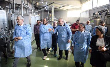 Haradinaj premton mbështetje prodhuesve bujqësorë
