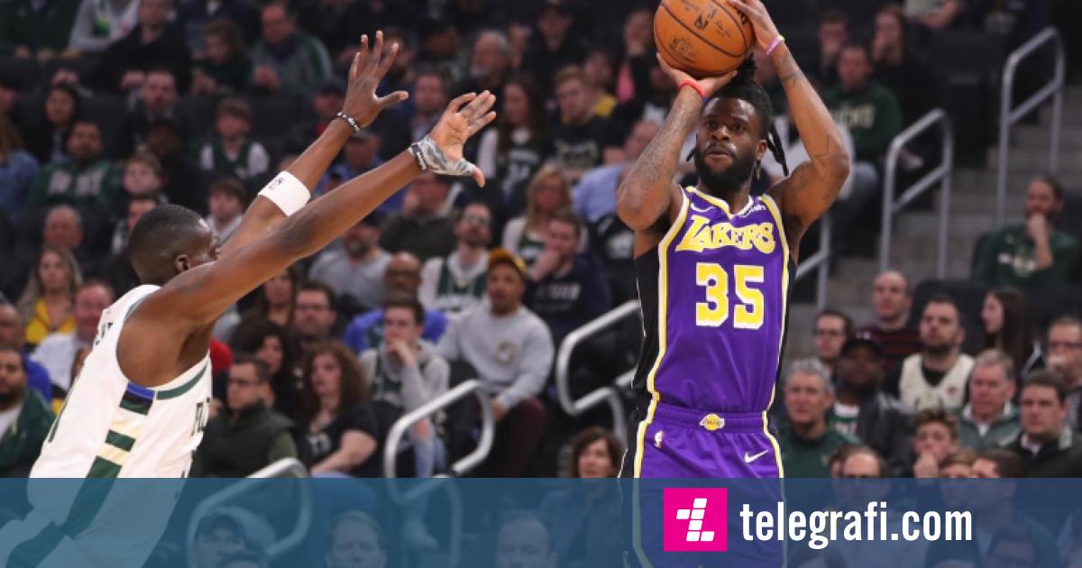 Golden State arrin fitoren e radhës, Lakers regjistron humbjen e katërt rresht