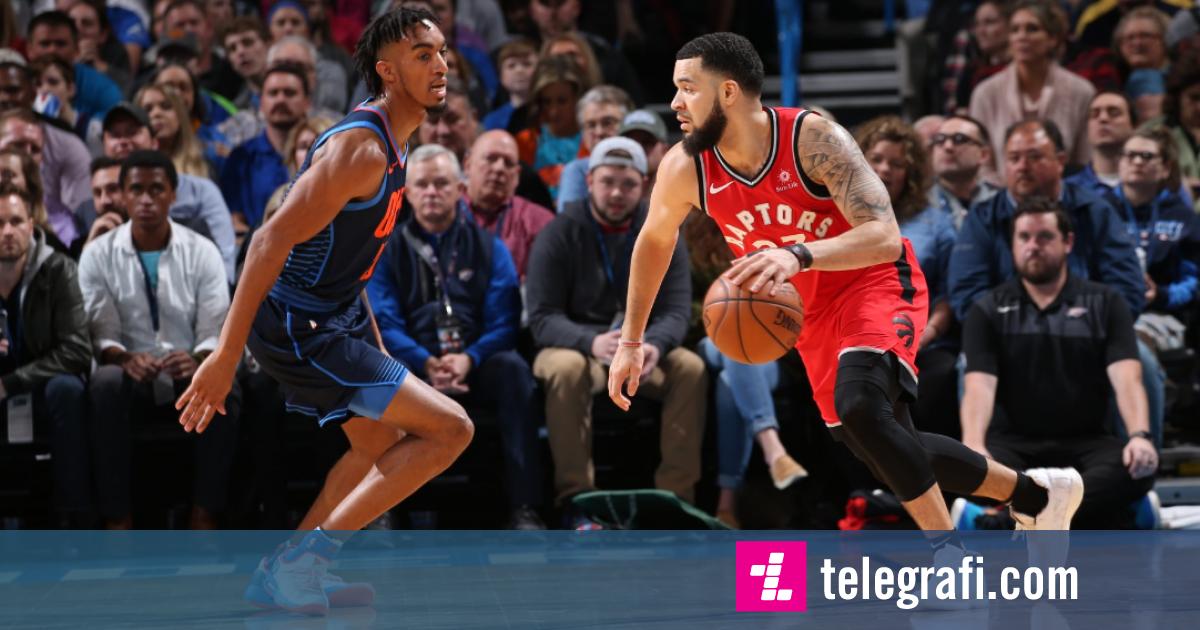 Chicago Bulls, Memphis Grizzlies dhe Toronto Raptors triumfojnë vetëm pas vazhdimeve