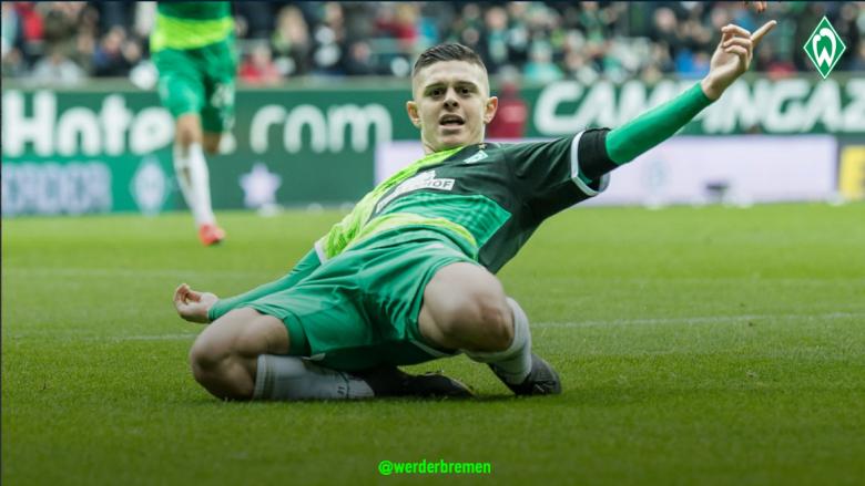 Tjetër gol nga Rashica, ylli i Kosovës vazhdon të 'çmend' Gjermaninë