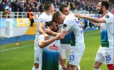 Vedat Muriqi vazhdon me gola, shënon dy herë përballë Kayserisporit