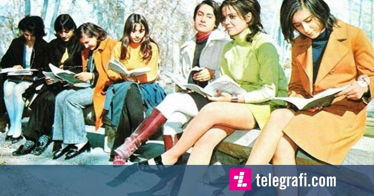 Si dukeshin femrat iraniane para Revolucionit Islamik në vitin 1979