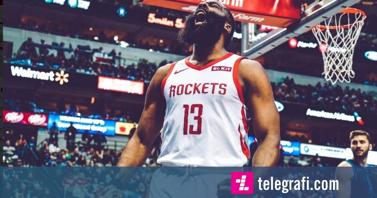 Houston Rockets dhe San Antonio Spurs fitojnë derbit në NBA