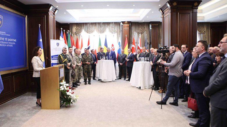 Në ambientet e MPJ-së shënohet njëzet vjetori i ndërhyrjes së NATO-s në Kosovë