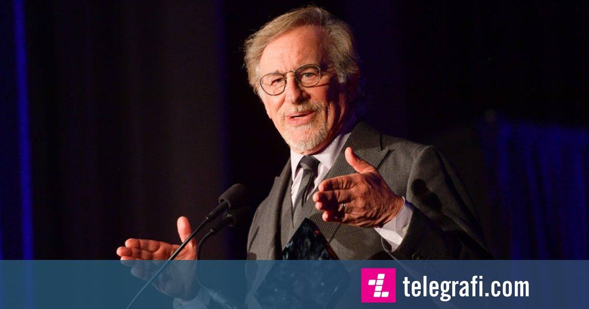 Steven Spielberg kundër filmave që i prodhon Netflix