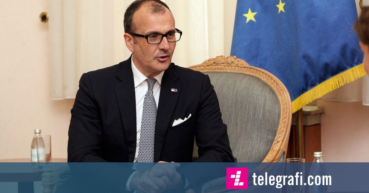 Fabrizi: Kosova dhe Serbia duhet arritur një marrëveshje të përhershme