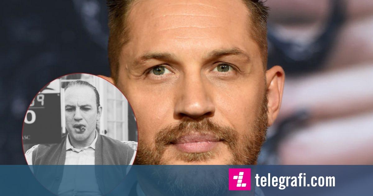 Publikohen fotografi të reja nga transformimi i Tom Hardyt në filmin për Al Capone