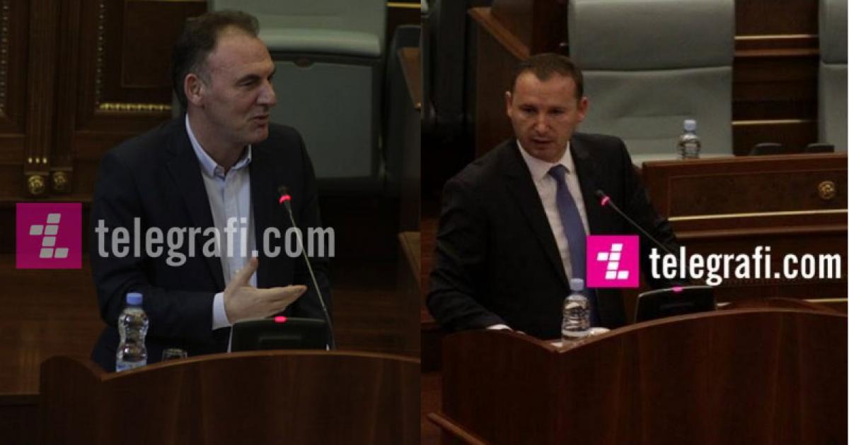 Zemaj-Limaj, përplasen rreth ligjit dhe platformës për dialog