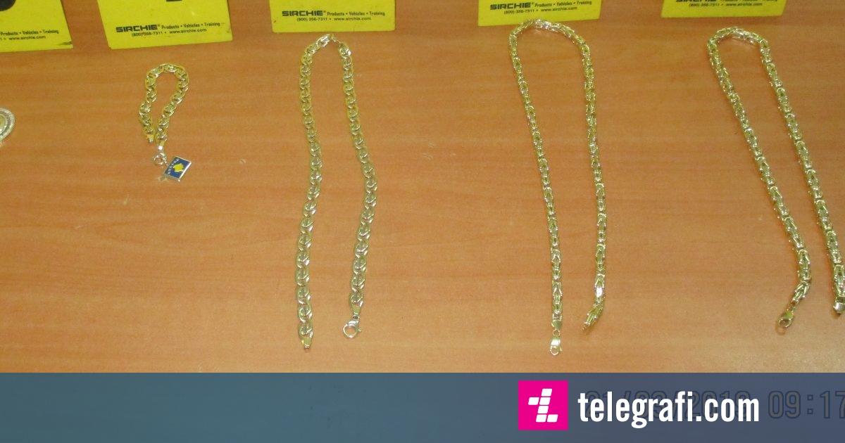 Vodhi stoli ari në vlerë 10 mijë euro, arrestohet 31 vjeçari