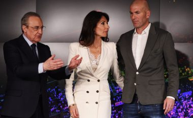 Shakaja e Perez: Zidane është francez, prandaj mund të bëjë diçka rreth Mbappes