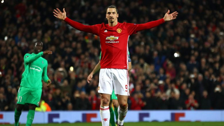Zlatan Ibrahimovic (Foto: Clive Brunskill/Getty Images/Guliver)