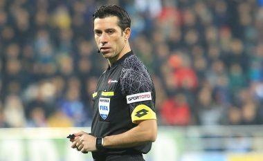 Tre gjyqtarë turq do të ndajnë drejtësinë në ndeshjen Kosovë-Danimarkë