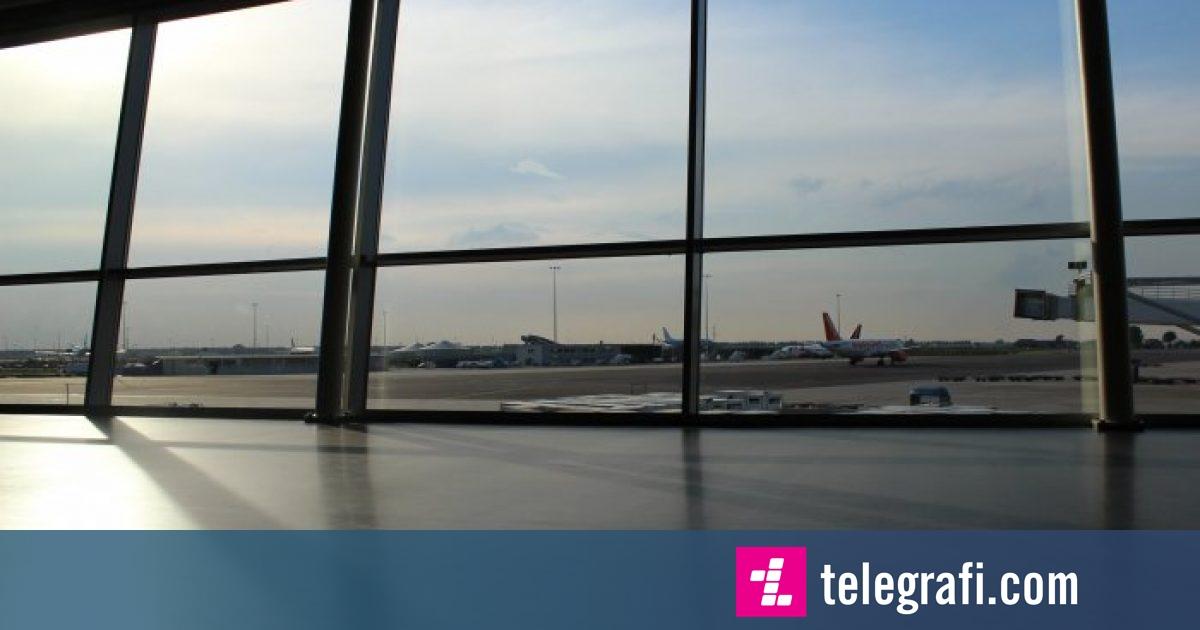 Kapen gjashtë persona duke vjedhur në Aeroportin e Gjakovës