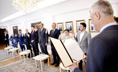 Betohen tetë anëtarët e rinj të Komisionit Qendror të Zgjedhjeve