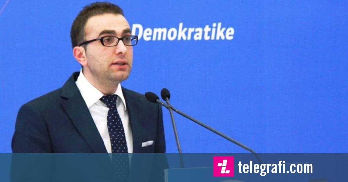 PD reagon ashpër ndaj vendimit të Rudina Hajdarit