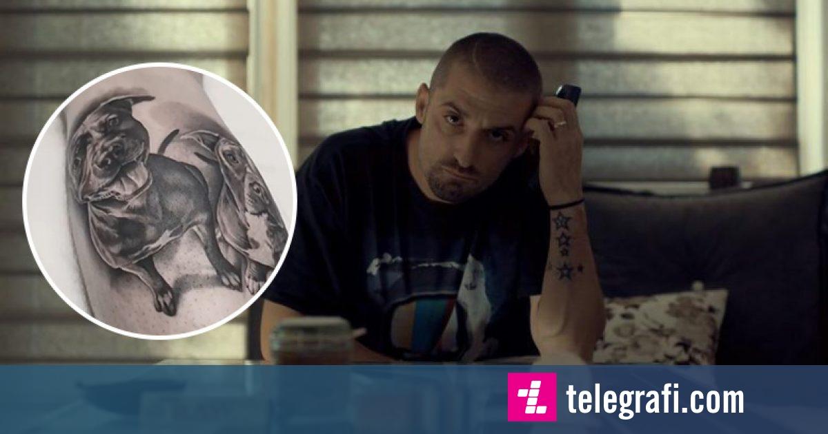 BimBimma prezanton tatuazhin e ri të realizuar në krah