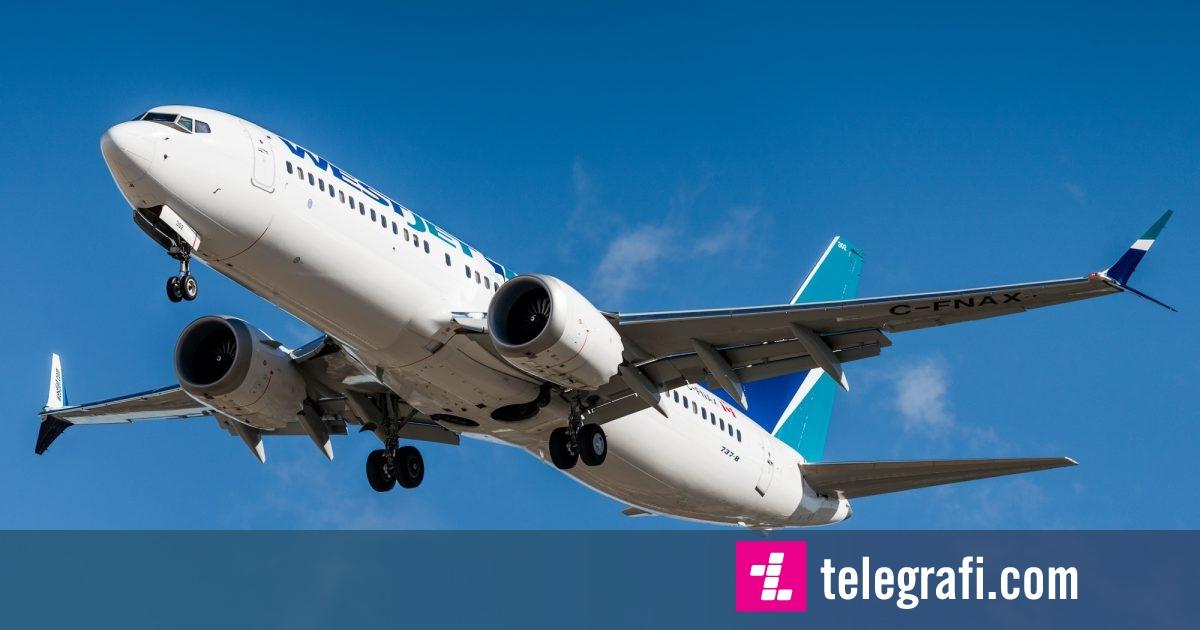 Dy tipevetë aeroplanëve Boeing u ndalohet fluturimi mbi Kosovë