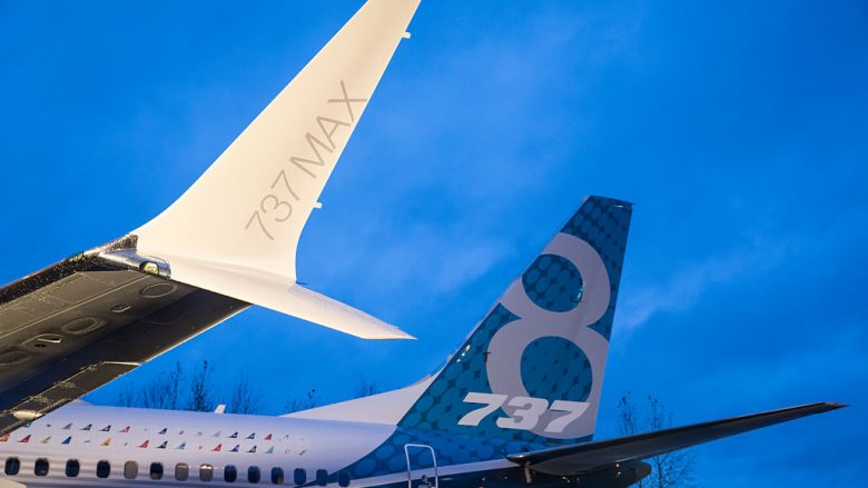 Aeroplani Boeing 737 MAX | Foto: Stephen Brashear/Getty Images/Guliver