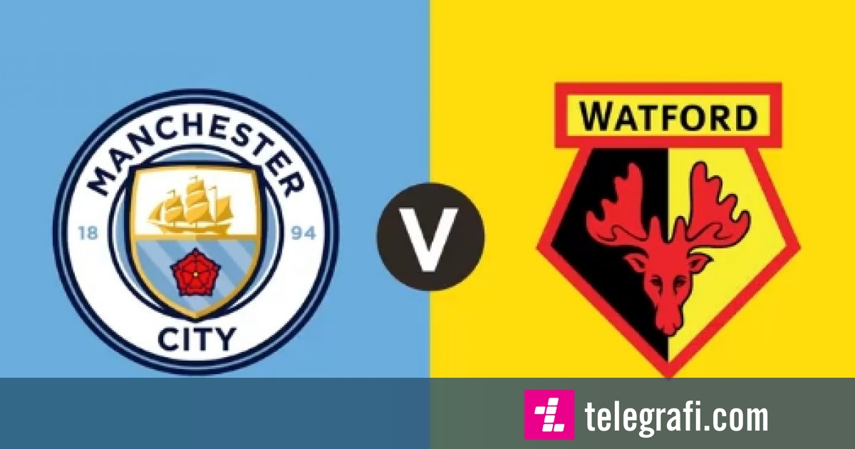 Man City-Watford: Formacionet zyrtare, Mahrez nga fillimi