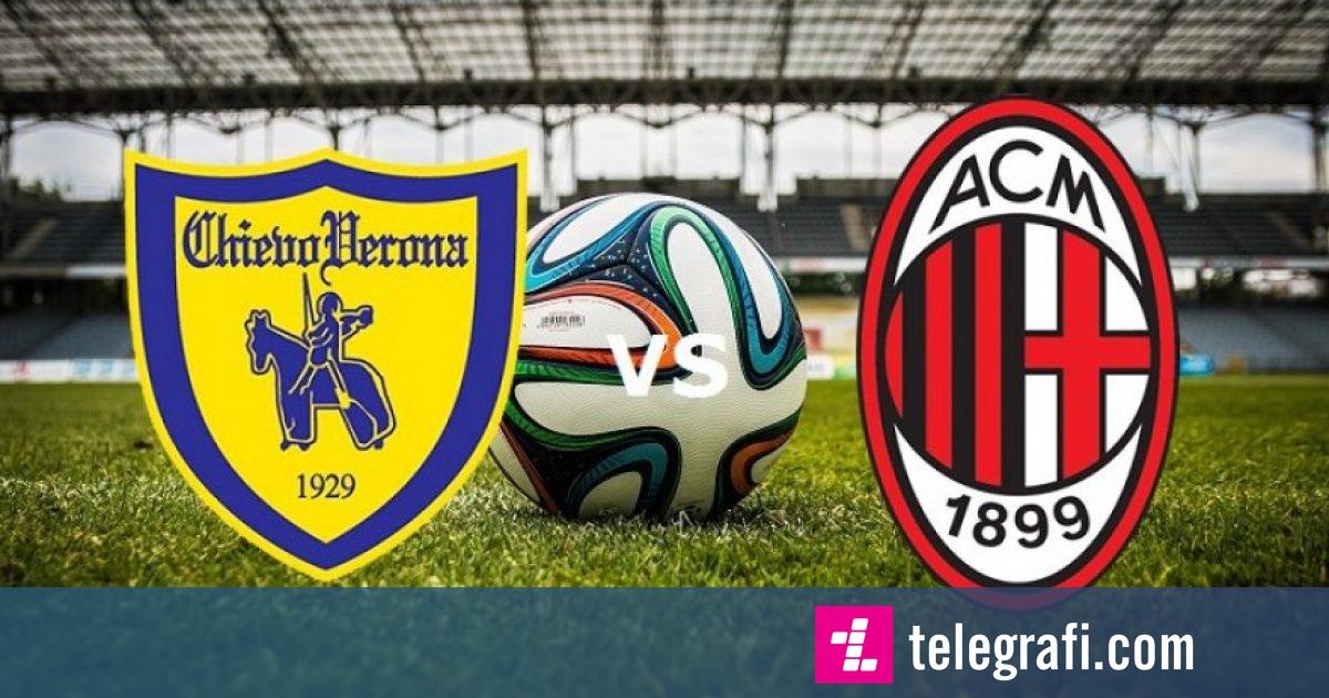 Formacionet startuese: Milani kërkon suksesin e radhës ndaj Chievos