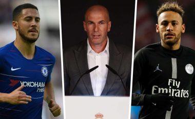 Zidane ka buxhet 400 milionë euro – disa nga këta dhjetë yje do të tentohen që të blihen në verë