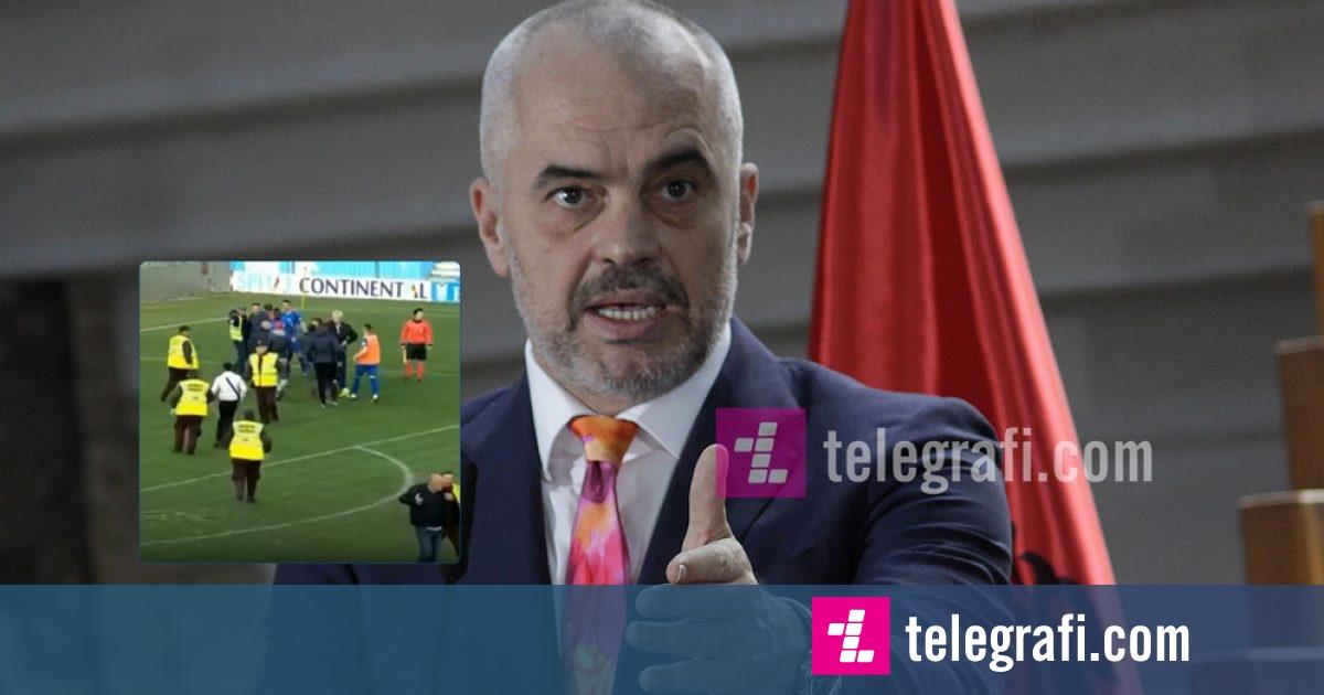 Rama: Dhuna në futboll dhe hyrja në stadiume do të dënohet me tre vjet burg