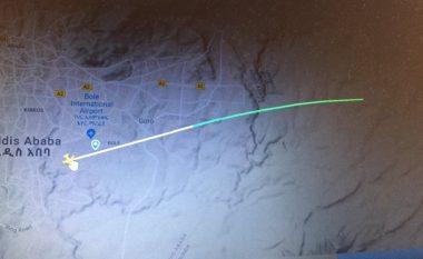 Rrëzohet aeroplani i linjës ajrore të Etiopisë me 149 pasagjerë dhe 8 anëtarë të ekuipazhit