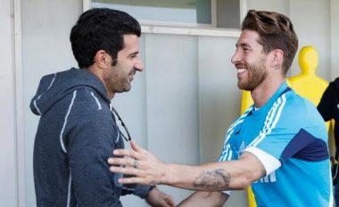 Figo: Ramos meriton të fitojë Topin e Artë
