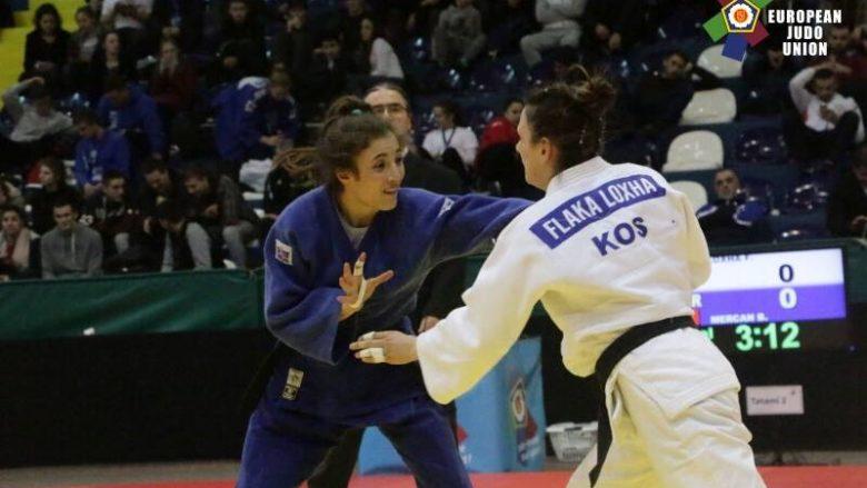 """Edhe Flaka Loxha fiton medaljen e artë në """"Athina 2019"""""""