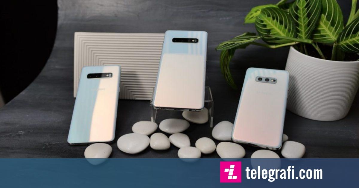 Samsung pritet të shes 20 milionë njësi Galaxy S10 në gjysmën e parë të vitit, pak më shumë se Galaxy S9