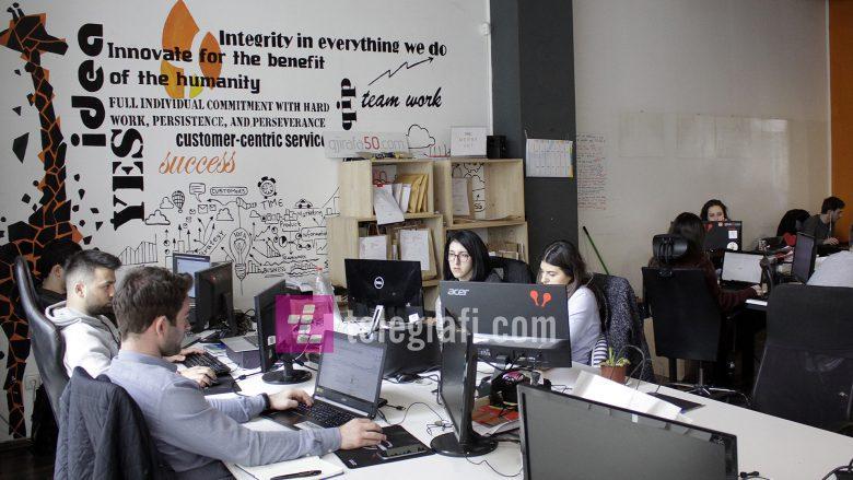 Hapësira e Gjirafa.com | Foto: Ridvan Slivova/Telegrafi