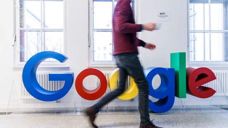 Kompania Google | Foto: Carsten Koall/Getty Images/Guliver