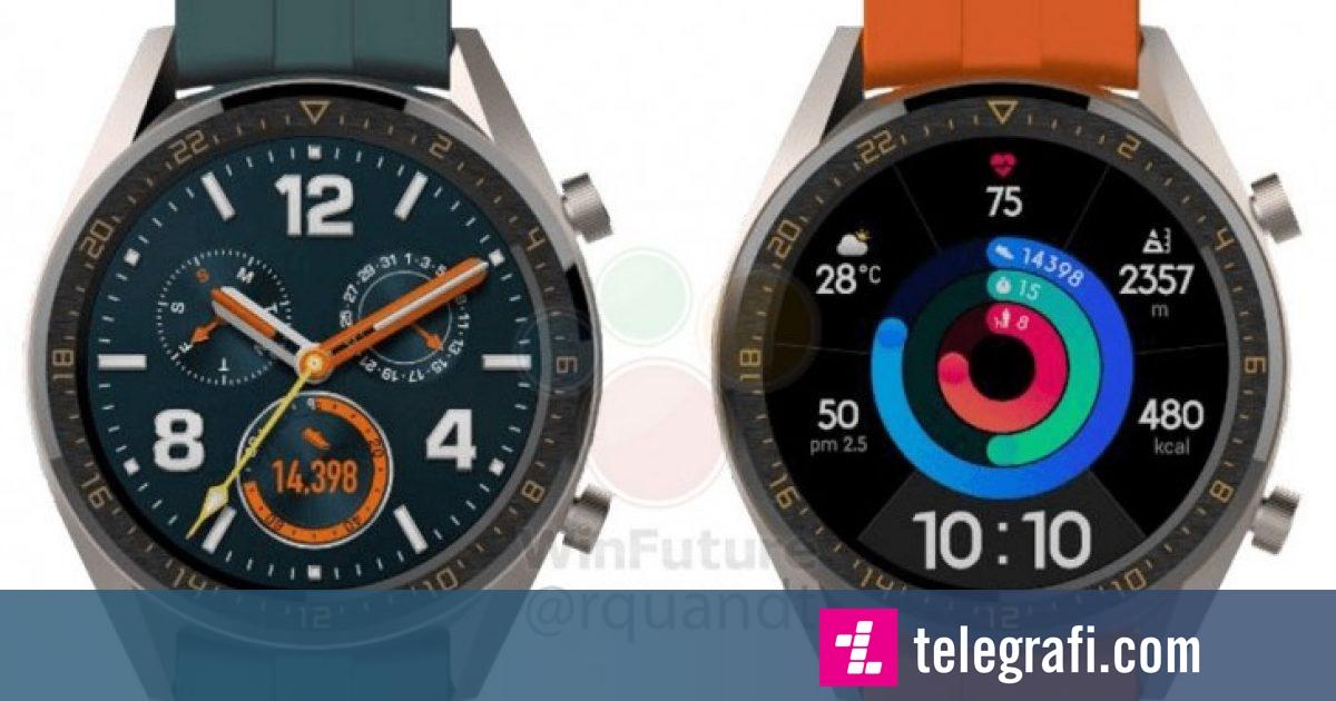 Dy variante Huawei Watch GT pritet të lansohen së bashku me P30, këtë muaj
