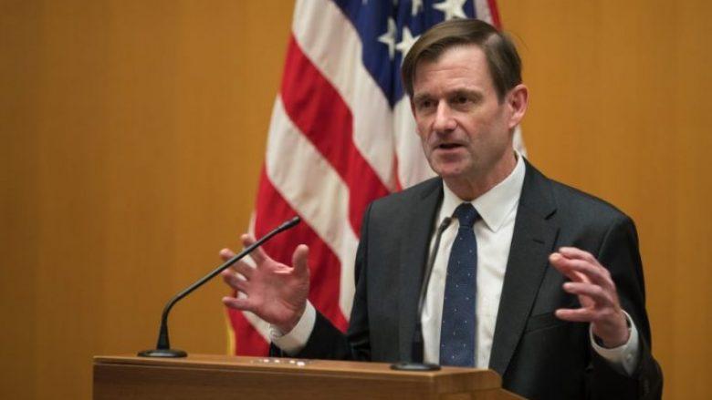 Nënsekretari amerikan, Hale: Përkushtimi i SHBA-së për Kosovën mbetet i palëkundur