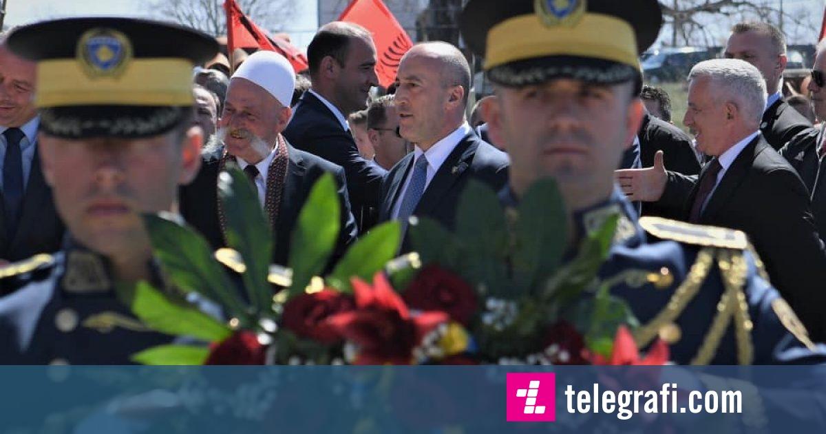 Haradinaj: Heronjtë dhe dëshmorët janë e vërteta, nderi dhe historia