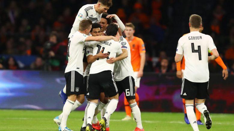 Gjermania fiton në fund dramën ndaj Holandës