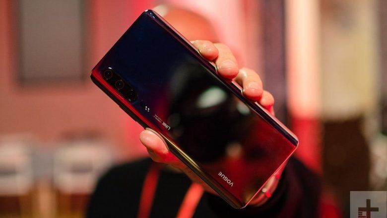 Huawei P30 Pro do të mbështes ngarkimin prej 40W