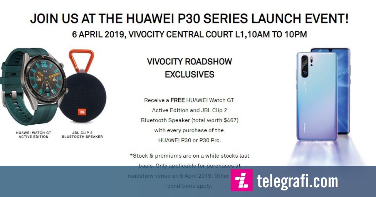 Specifikat e plota të Huawei P30 detajohen në faqen e kompanisë