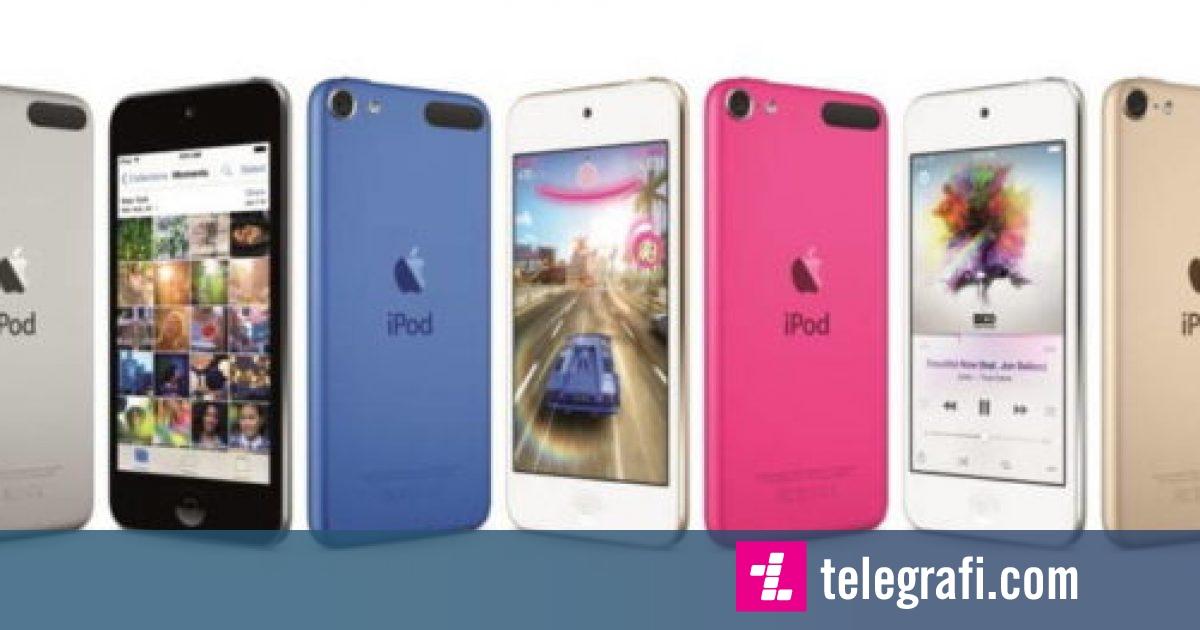 Apple mund të lansoj modelin e ri iPod Touch sot