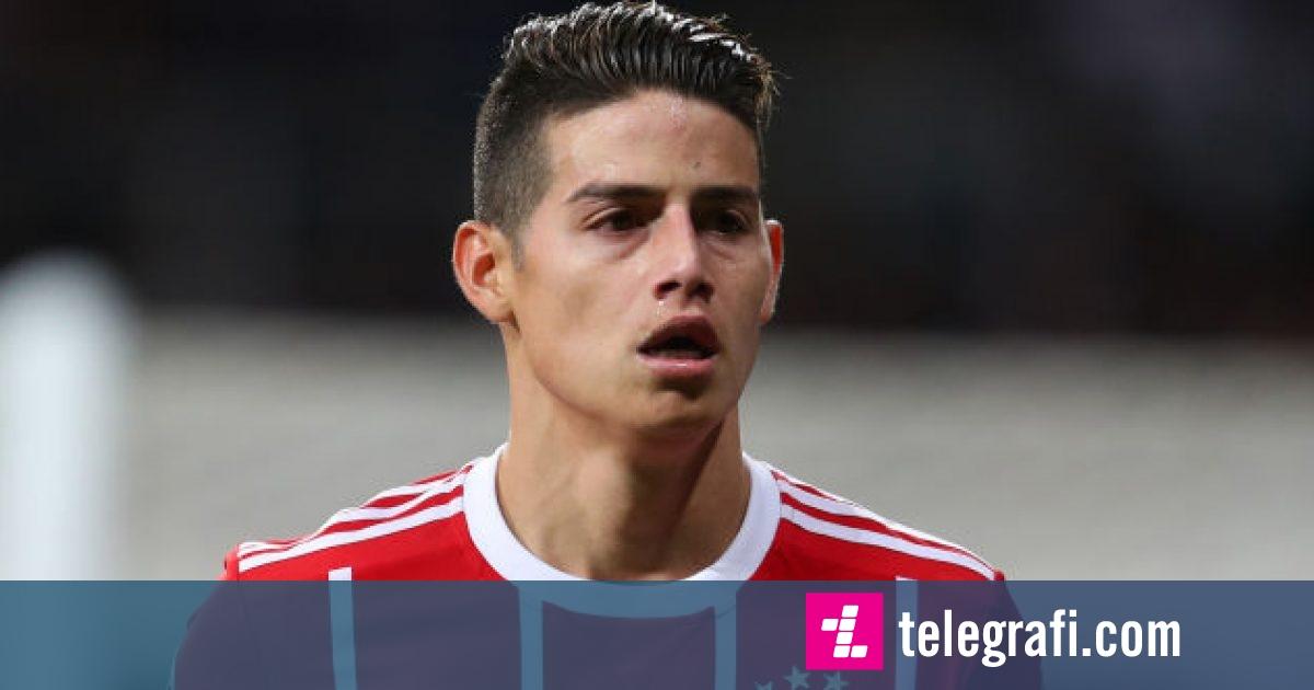 Notat e lojtarëve: Bayern Munich 6-0 Mainz, vlerësim maksimal për James