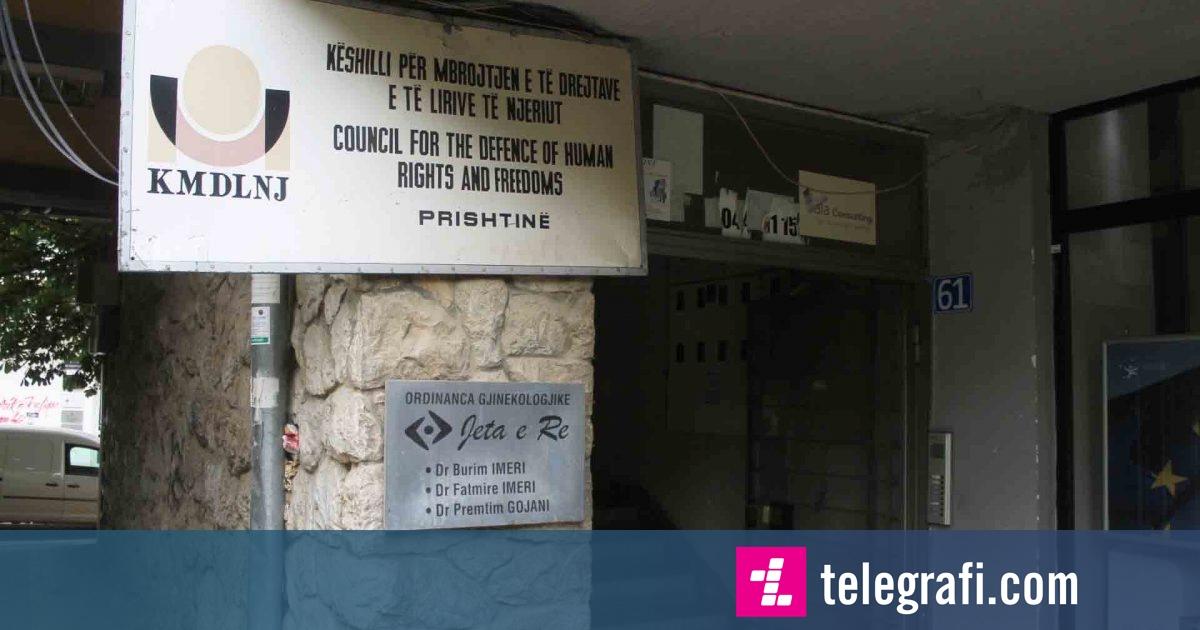 KMDLNj: Avokatit nga Drenasi nuk iu prezantua urdhër arresti gjatë arrestimit