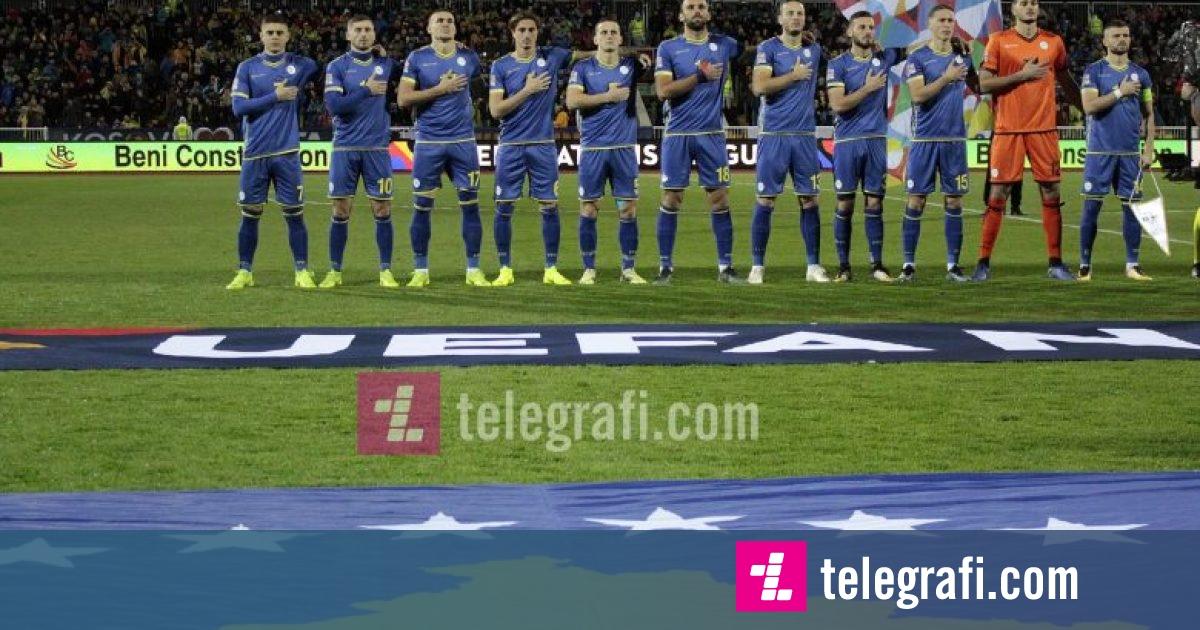 """""""Gol duam gol"""" – kënga për Përfaqësuesen e Kosovës në eliminatoret për 'Euro 2020'"""