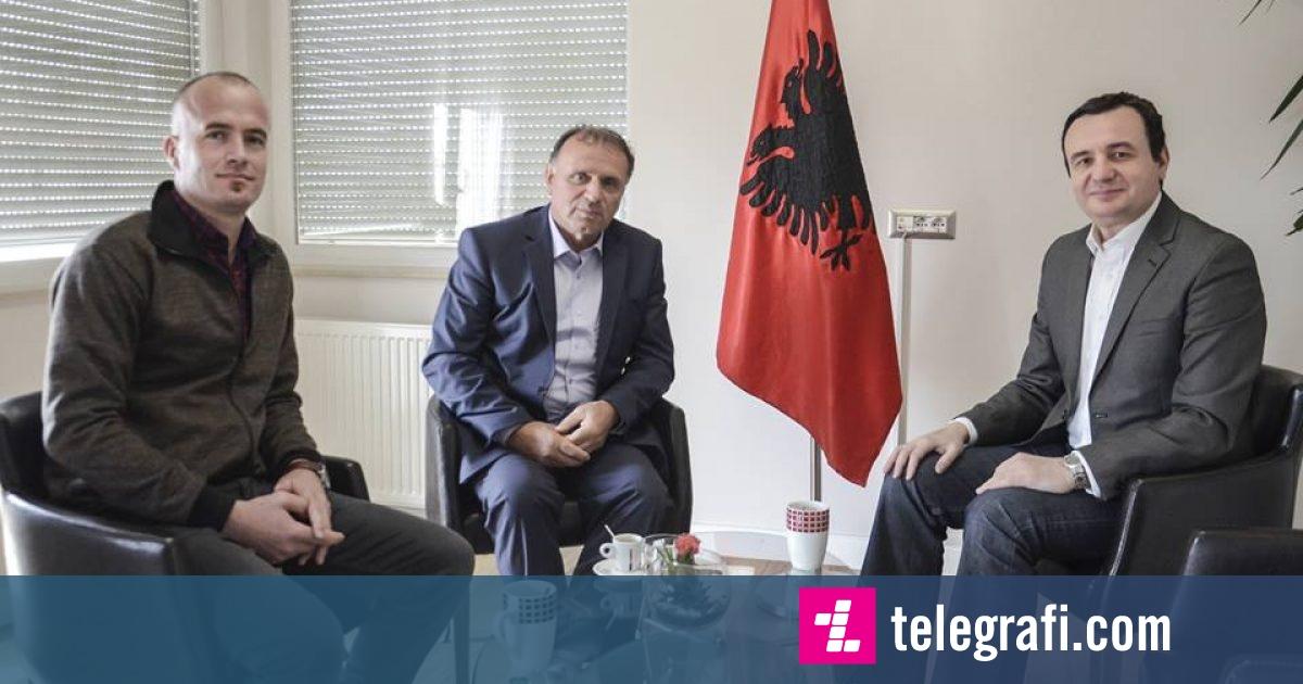 Albin Kurti i kthehet aktiviteteve publike politike, në Skenderaj prezanton aderimin e ri në VV