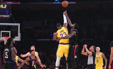 Rezutlatet dhe video sekuencat e ndeshjeve të ditës së sotme në NBA