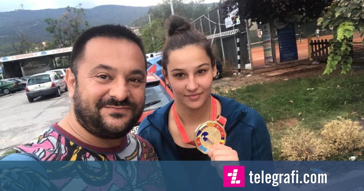 Loriana Kuka fiton medaljen e argjendtë në 'Marrakech 2019'