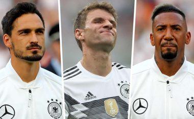 Low: Hummels, Boateng e Muller nuk do të ftohen më te Gjermania