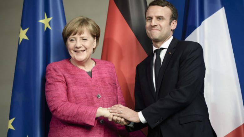 Franca, Gjermania dhe siguria evropiane