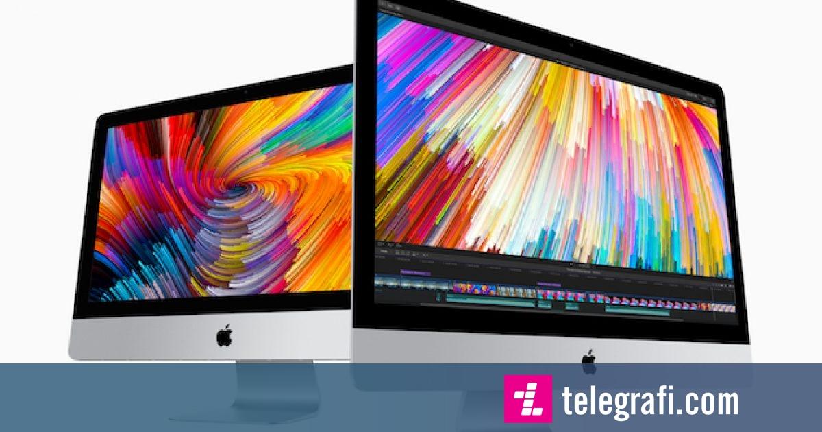 iMac i ardhshëm nga Apple mund të monitoroj shëndetin tuaj