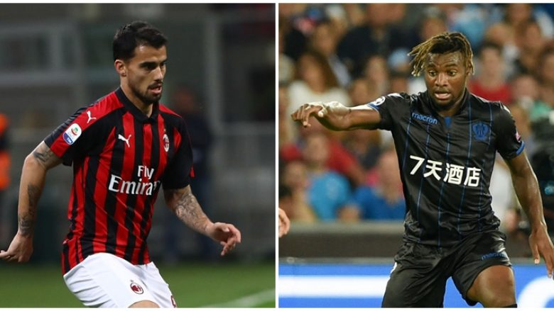 Suso dhe Saint Maximin (Foto: Getty Images/Guliver)